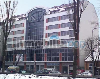 "Offices for rent in a new building on ""Slivnitsa"" Blvd."