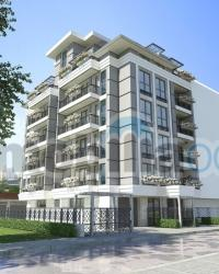 Three bedroom apartment in new building